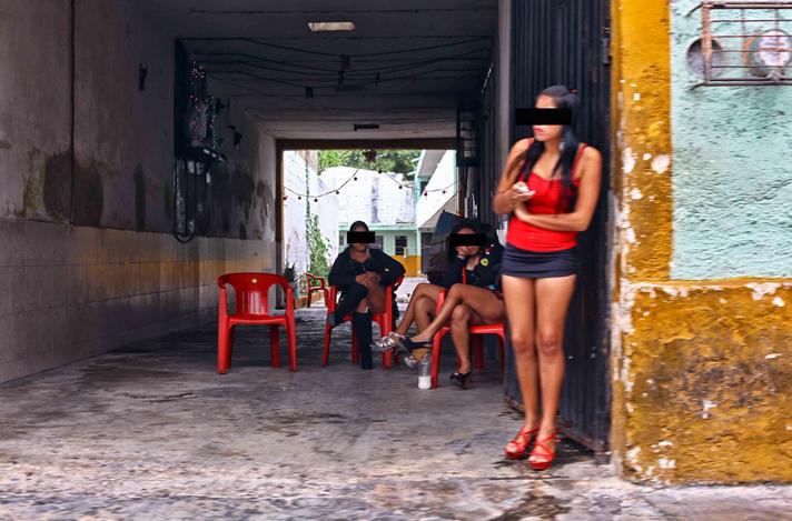 Trabajadoras sexuales vuelven a ganarle al ayuntamiento y a la Policía de Mérida (Yucatán)