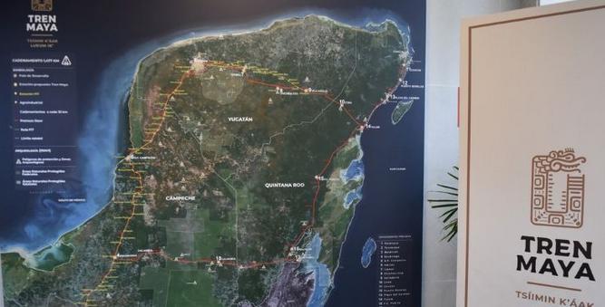 Ejidatarios acusan extorsión en pago para negociar derecho de vía del Tren Maya