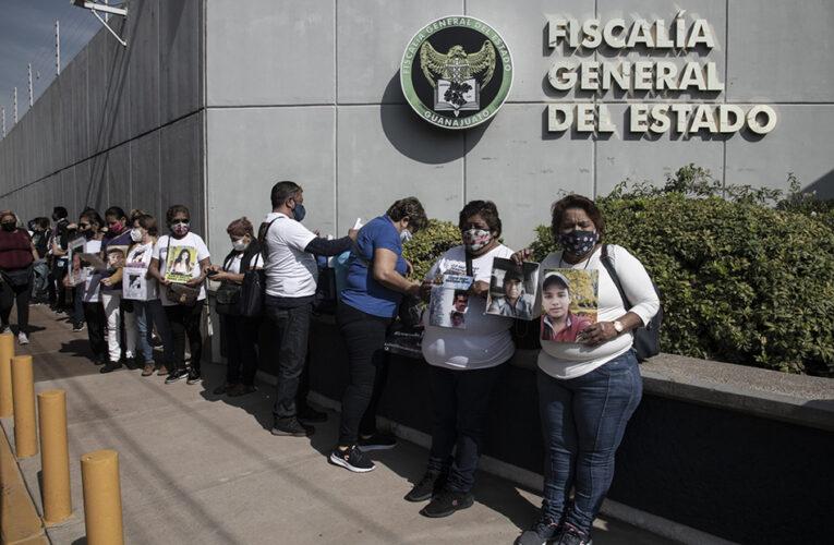 Tres segundos para identificar a un desaparecido (Guanajuato)