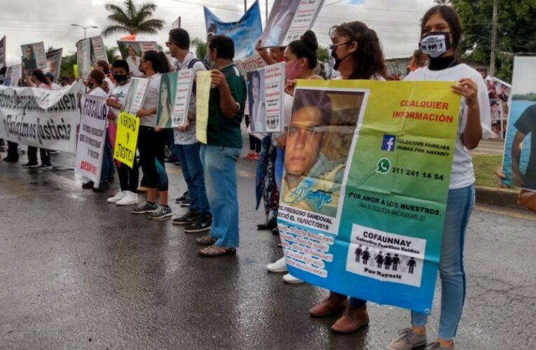 ¡Hasta encontrarlos!: Madres de desaparecidos reiteran su promesa este 10 de may (Nayarit)