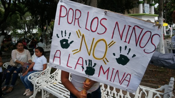 En Tinajitas, cónclave contra mineras a cielo abierto en Veracruz