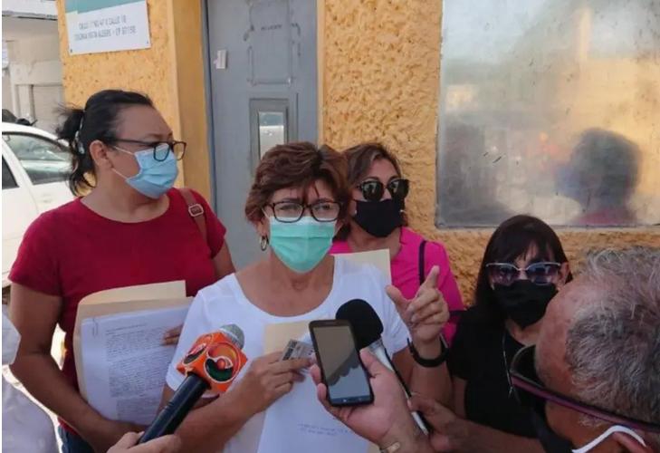 Denuncia contra el Isstey (Yucatán)