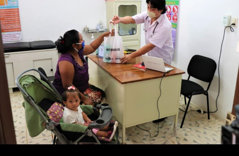 Grupo Kekén tapaba 'cochinero' con consultas médicas a habitantes de Maxcanú (Yucatán)