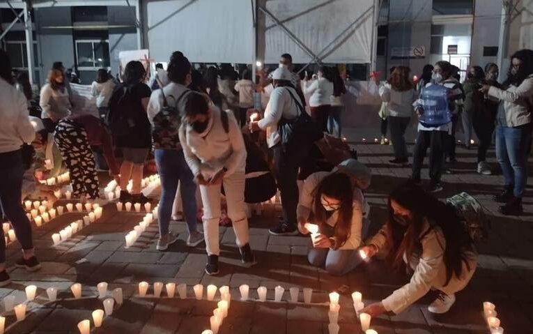 Piden justicia en Ixtapaluca por feminicidios de Renata, Alejandra y Lulú  (Estado de México)