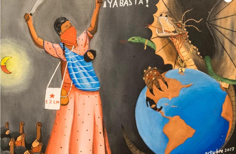 Carta de la Comisión Sexta Zapatista al Colectivo Llegó la hora de los pueblos.