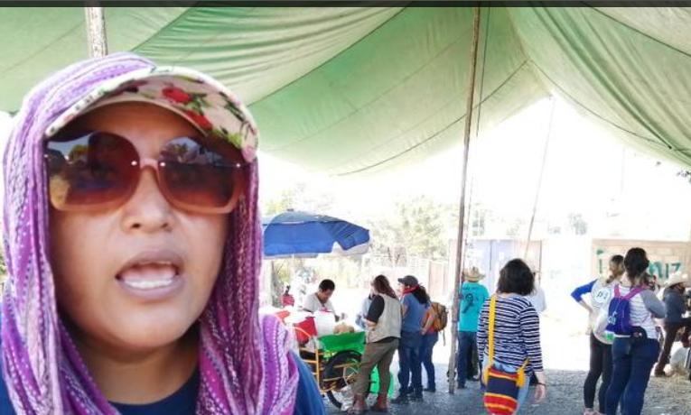 Activista se preparan para su viaje a Europa (Morelos)
