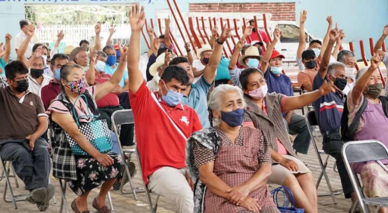 San Antonino Castillo aprueba reglamento interno para el cuidado del agua (Oaxaca)