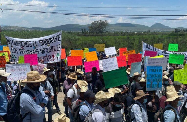 Exigen indígenas al PJF resolver juicio de amparo de San Pedro Quiatoni (Oaxaca)