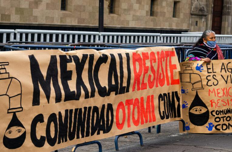 Mexicali Resiste: Represión crece con la 4T (Baja California)