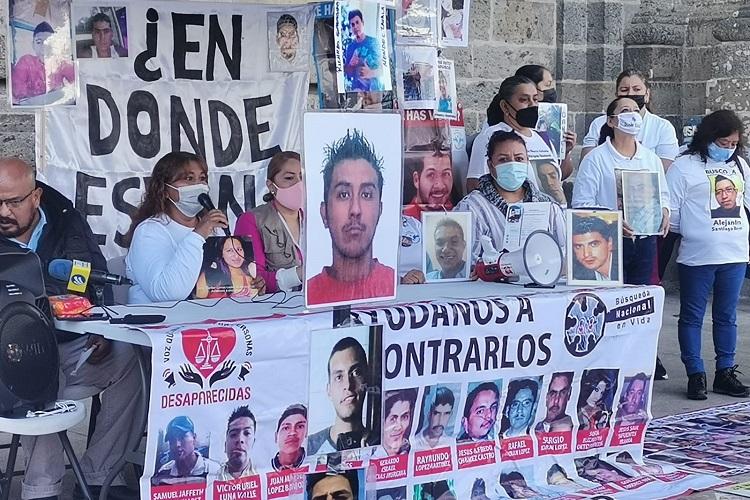 Hasta encontrarlos o hasta morirnos: Brigada Nacional de Búsqueda (Jalisco)
