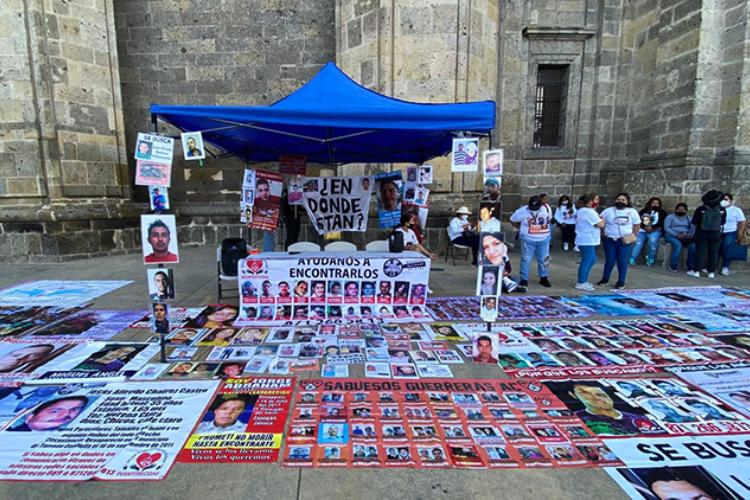 Crisis forense en el IJCF atrae a caravanas nacionales de búsqueda: Guadalupe Aguilar, Familias Unidas por Nuestros Desaparecidos Jalisco