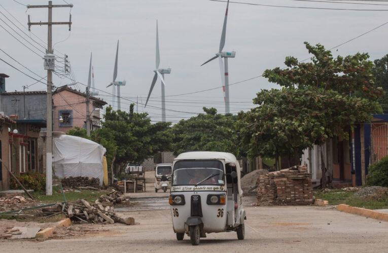 Los parques eólicos en Oaxaca asfixian a comunidad zapoteca