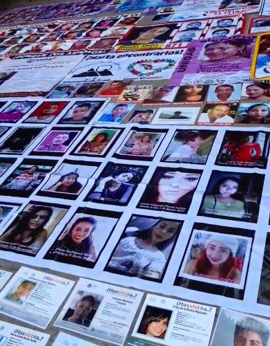 Familias de Colima recorren Jalisco buscando a sus desaparecidos
