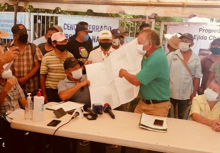 Arremeten contra delegado del INAH y mantendrán bloqueo en Dzibilchaltún (Yucatán)