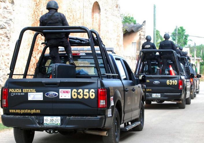 Policías detienen arbitrariamente a estudiantes en Mérida (Yucatán)