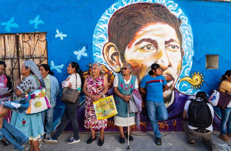 Oaxaca: Alerta máxima en la comunidad del El Rebollero por descenso de helicóptero