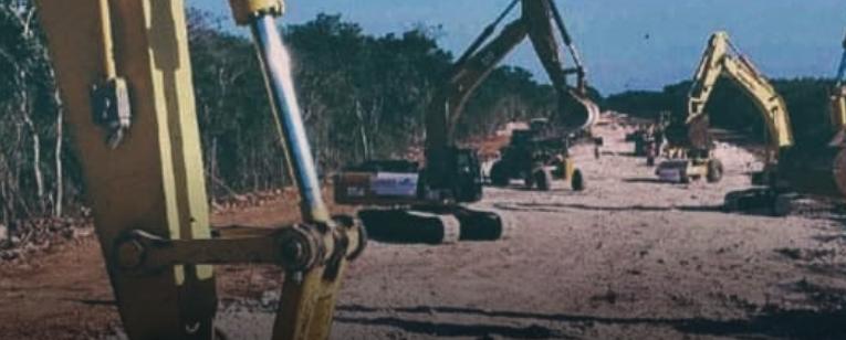 """En Campeche, denuncian amenazas y agresiones por parte de empresa beneficiaria del """"tren maya"""""""