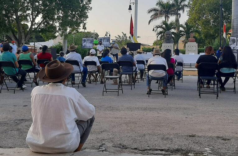 Amenazan a pobladores de San Fernando que participan en la consulta indígena (Yucatán)