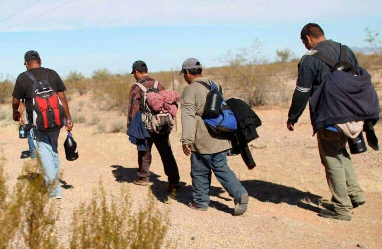 Se los traga la tierra, desaparecen menores migrantes al cruzar SLP