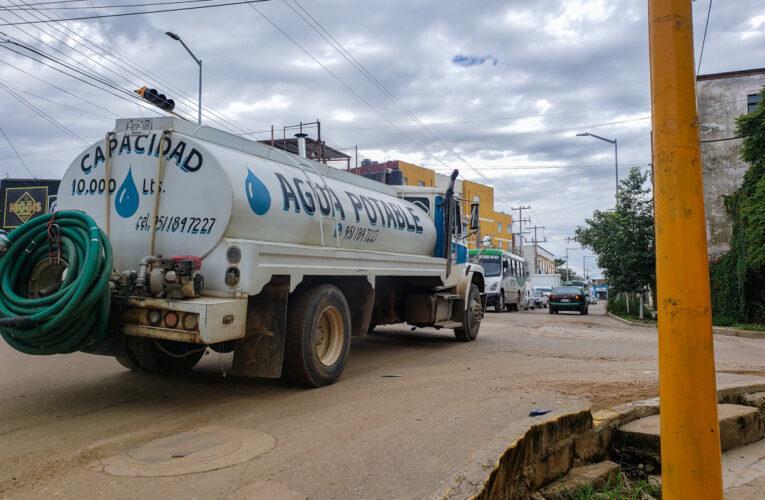 Deuda millonaria para abastecimiento de agua, resultados turbios (Oaxaca)