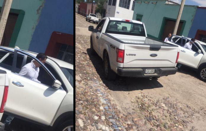 En Temacapulín corren a funcionarios de Gobernación que intentaban acarrear a pobladores (Jalisco)