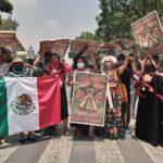 La persistencia de la memoria y la dignidad: pueblos originarios, colectivos y CNI conmemoran cinco siglos resistencia y rebeldía (Ciudad de México)