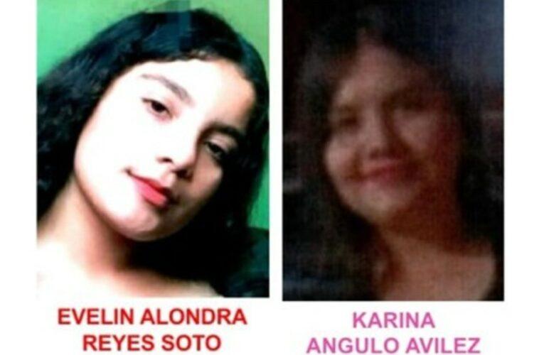 Hallan sin vida a Alondra y a Karina, reportadas como desaparecidas en Sinaloa