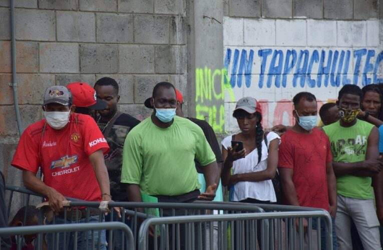 Temen por haitianos desaparecidos en Tampico hace mes y medio (Tamaulipas)
