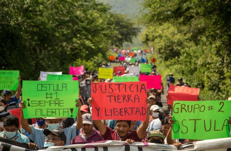 Refuerza Ostula la defensa de su territorio frente a la Suprema Corte de Justicia (Michoacán)