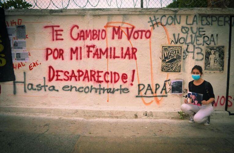 Cuando un padre desaparece (Jalisco)