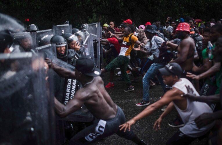 Unicef condena agresiones contra migrantes en Chiapas; pide investigación