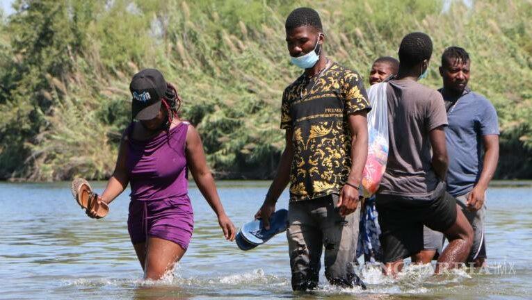 Bloquean llegada de más migrantes a Piedras Negras (Coahuila)
