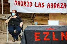 """""""Vamos de asombro en asombro"""": Europa frente al EZLN"""