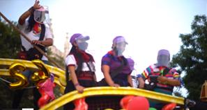 Apenas 500 años después | Escuadrón Marítimo Zapatista / En voz de Lupita (5/7)