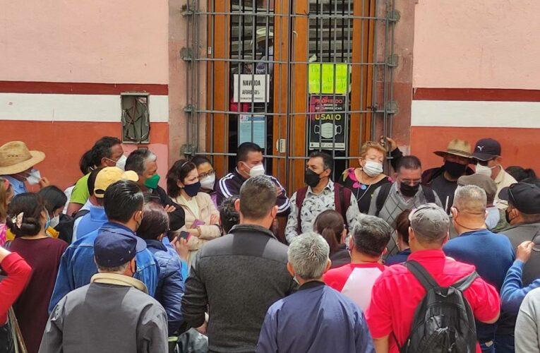 La batalla por las pensiones en Zacatecas