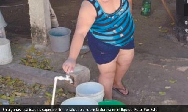 Detectan agua contaminada con heces fecales en municipios del Tren Maya en Campeche
