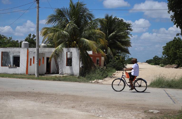 El Tren Maya los dejará sin hogar: Otras dos historias de desalojo en Yucatán