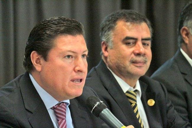 Informa Adolfo Bonilla que en Zacatecas hay diversos proyectos de energías renovables.