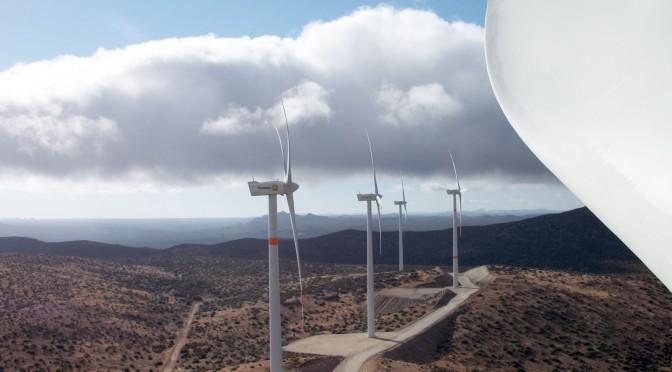 Gamesa construirá parque eólico de 130 MW en Zacatecas para suministrar energía a Volkswagen