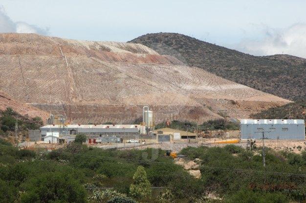 """""""Minera San Xavier no piensa irse aún de Cerro de San Pedro"""" (San Luis Potosí)"""