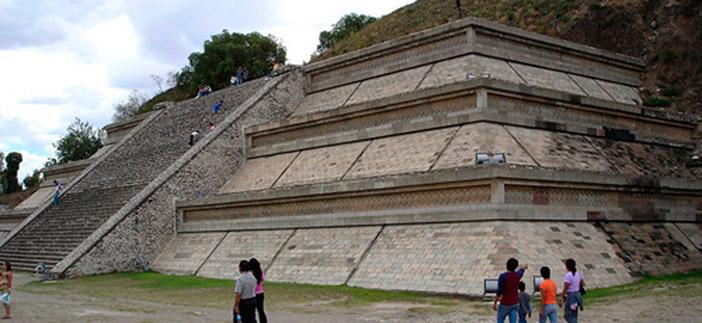 Gobierno de Puebla reanuda obras para en zona arqueológica de Cholula