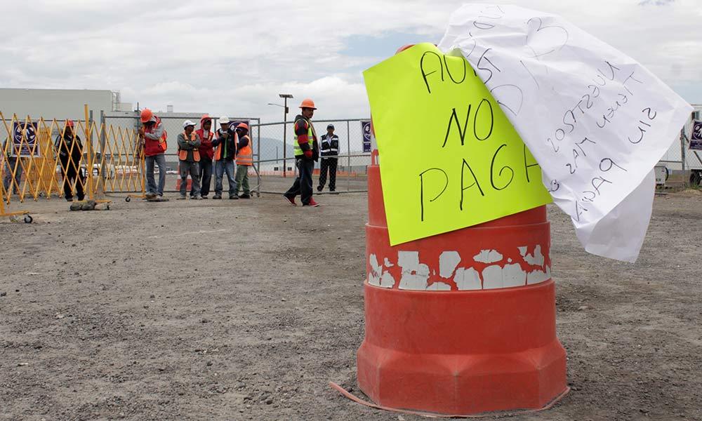 Audi de México se queda sin dinero, sostienen empleados (Puebla)
