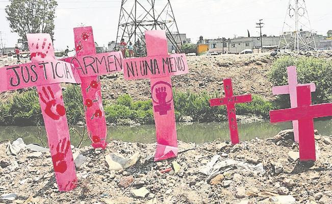 Siguen feminicidios en el Edomex, ocurren 7 casos en enero de este año