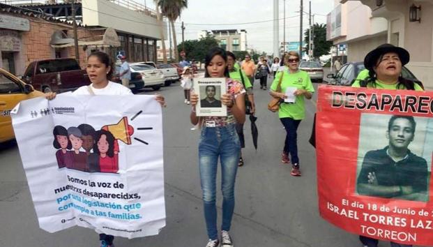 Ignora Jorge Zermeño (alcalde de Torreón) petición de Fuerzas Unidas por Nuestros Desaparecidos en Coahuila