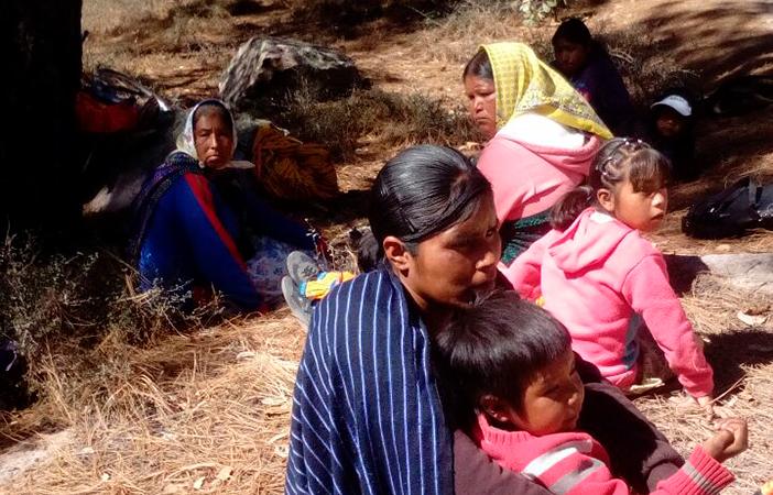 Rarámuris: largo historial de violaciones a sus derechos humanos (Chihuahua)