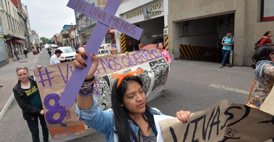 Denuncian ante CNDH el abandono del gobierno en casos de niños que quedaron huérfanos por feminicidios