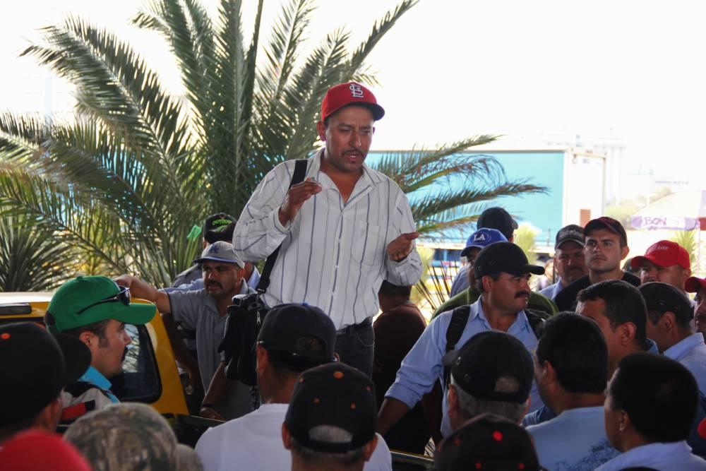 Sin solución, conflicto en Grupo Modelo (Zacatecas)