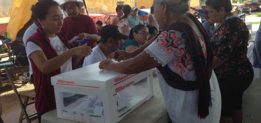 Consulta confirma rechazo a proyecto porcícola en Homún