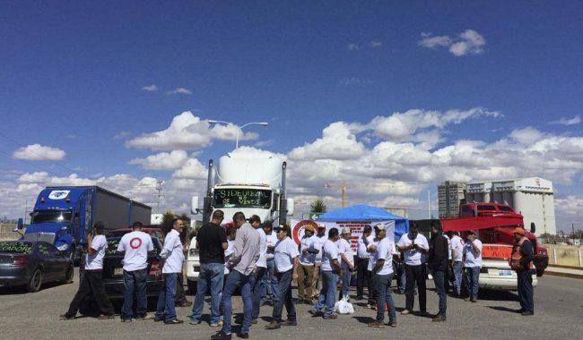 Cierran entrada a planta Modelo (Zacatecas)