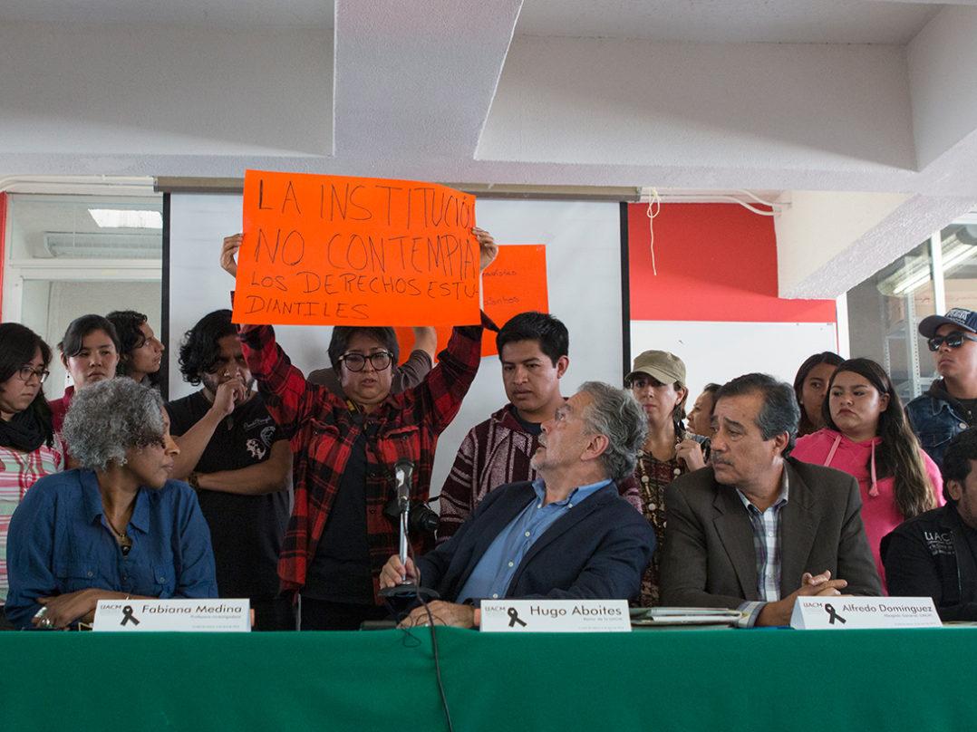 SSP-CDMX sembró arma a testigo del asesinato de estudiantes, acusan autoridades de la UACM
